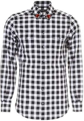 Dolce & Gabbana Dolce \u0026 Gabbana Shirt With Hearts