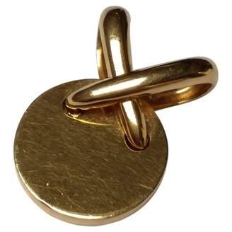 Chaumet Liens yellow gold pendant