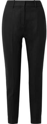 Equipment Warsaw Wool Slim-leg Pants - Black