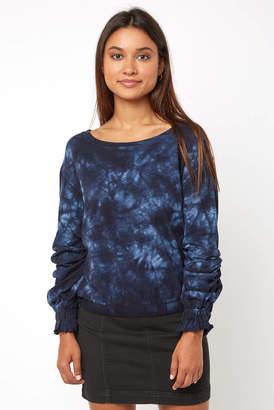 Sanctuary Sia Tie Dye Pullover Top