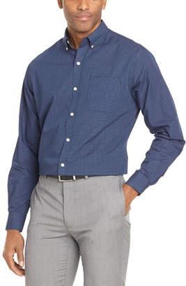 Van Heusen Long Sleeve Button-Front Shirt