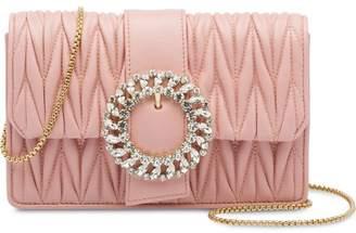 Miu Miu My Miu leather bag