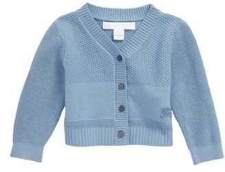 Burberry Francis Sweater Cardigan