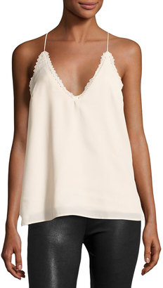 Lucca Couture Renee Lace-Trimmed Cami $39 thestylecure.com