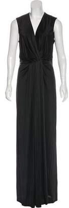 L'Agence Jersey Maxi Dress w/ Tags