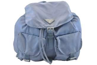 c89432cc554e19 Prada Blue Women's Backpacks - ShopStyle