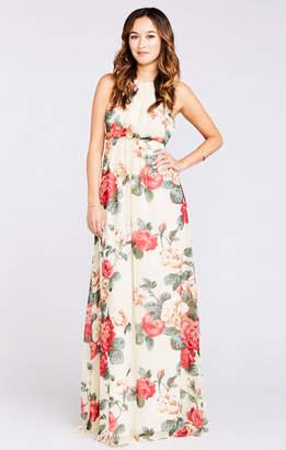 Show Me Your Mumu Amanda Maxi Dress ~ Lady Rose