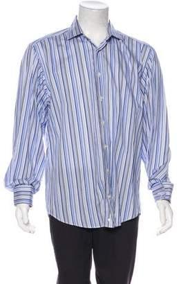 Etro French Cuff Dress Shirt