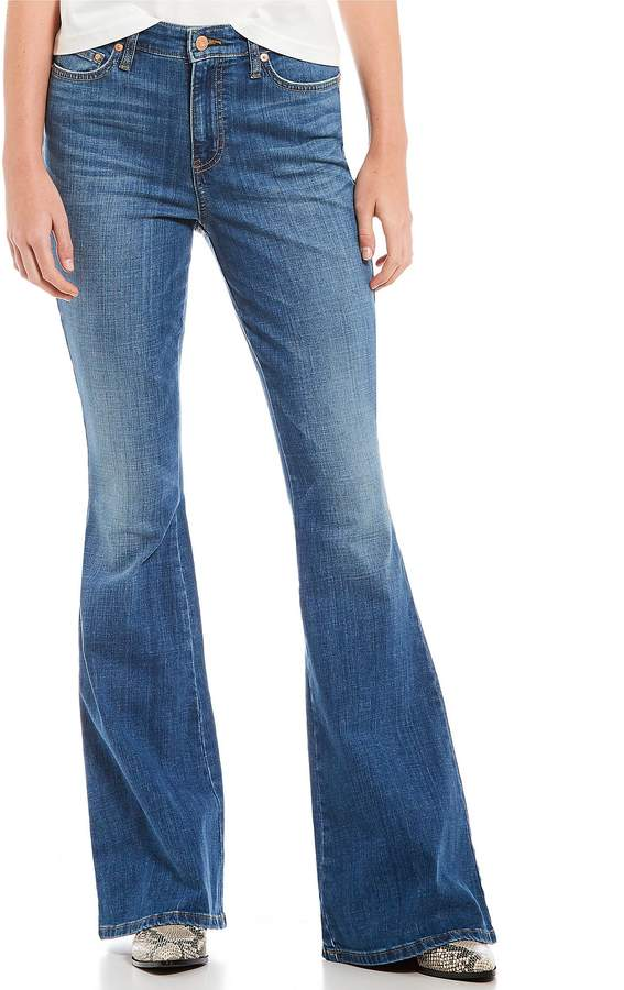 Ella Moss Naomi High Rise Flare Jeans