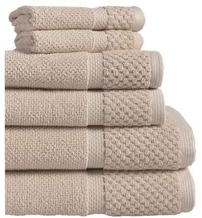 Laurel Foundry Modern Farmhouse Idaho Falls 6 Piece Towel Set