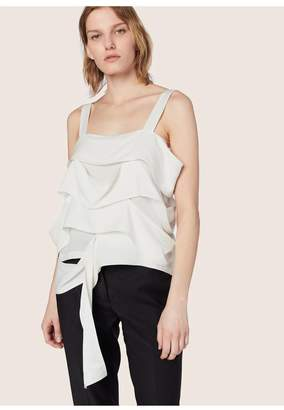 Derek Lam Draped Panel Cami