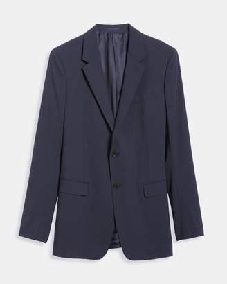 Theory New Tailored Wool Chambers Jacket
