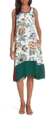 Tory Burch Rosie Sleeveless Shift Dress