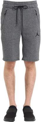 Nike Air Jordan Cotton Blend Sweat Shorts