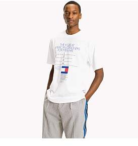 Tommy Hilfiger Tommy Editions Be Bold Jersey Tee