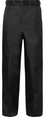 Prada Nylon-Gabardine Trousers