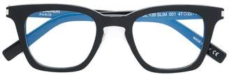 Saint Laurent Eyewear square frame glasses