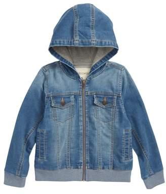 Tucker + Tate Hooded Denim Jacket