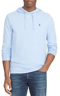 Polo Ralph Lauren Hooded Long-Sleeve Tee
