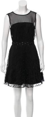 Diane von Furstenberg Lise Lace Dress