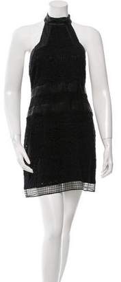 Alexis Organza Lace Dress w/ Tags