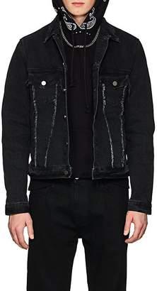 424 Men's Cotton Denim Boxy Trucker Jacket