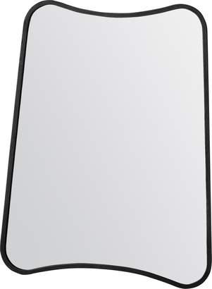 Karl Lagerfeld Black Wall Mirror