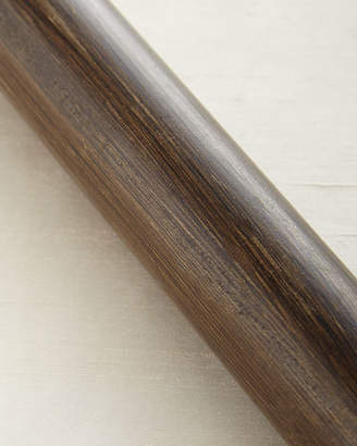 Vince 6'L Smooth Wood Drapery Rod