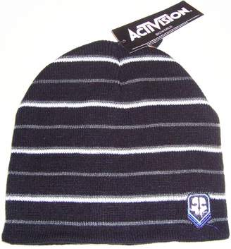 Bioworld Call of Duty Ghosts Stripe Winter Knit Toque Beanie