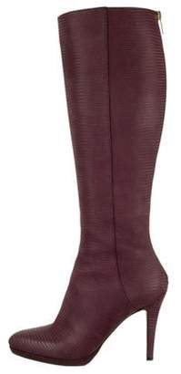 Jimmy Choo Suede Knee-High Boots Suede Knee-High Boots