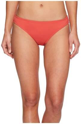 Vince Camuto Riviera Solids Classic Bikini Bottoms Women's Swimwear