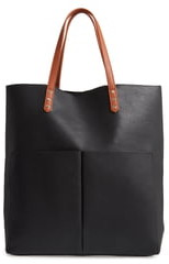 Sole Society Lucie Faux Leather Tote