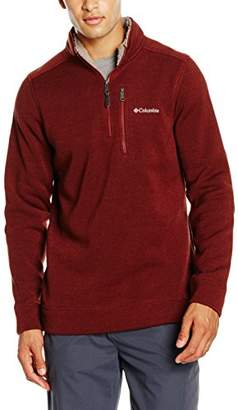 Columbia Men's Terpin Point Ii Half Zip