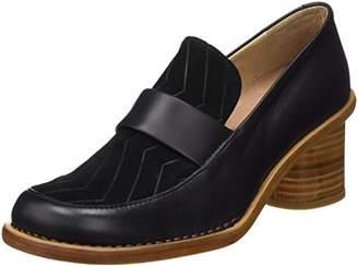 Womens S580 Restored Skin Midnight/Bouvier Closed Toe Heels Neosens aBDO05Q6