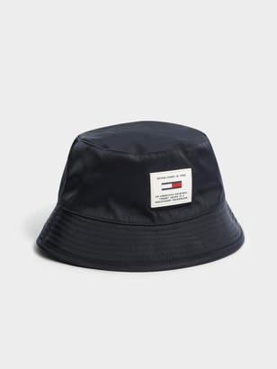 bc35c6cfa36 Tommy Hilfiger TJ Reversible Bucket Hat in Black Iris