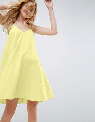 Asos Design Swing mini sundress