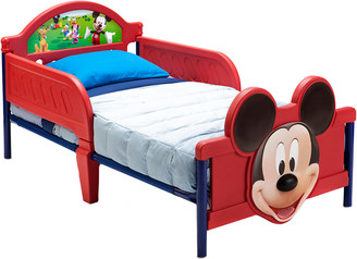 Equipment Delta Children Mickey Mouse Plastic 3D Toddler Bed