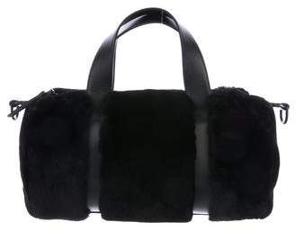 Opening Ceremony Syd Shearling Bag