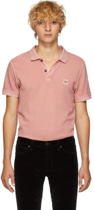 BOSS Pink Prime Polo