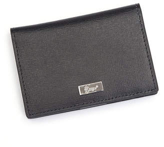 Royce Leather ID Card Case Wallet