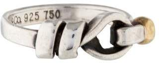 Tiffany & Co. Hook and Eye Ring