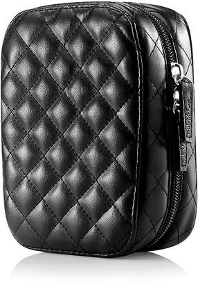 Trish McEvoy Deluxe Makeup Planner®, Classic Black Quilted Petite