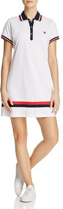 FILA Jennifer Polo-Style Dress $78 thestylecure.com