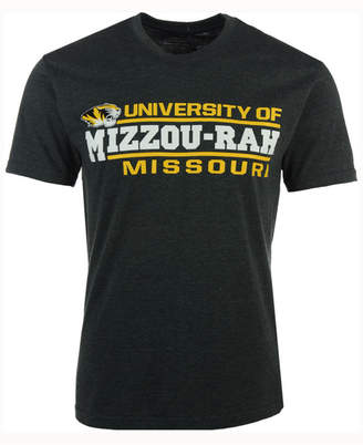 Colosseum Men's Missouri Tigers Verbiage Stack T-Shirt
