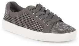 Vince Camuto Chenta Studded Leather Sneakers