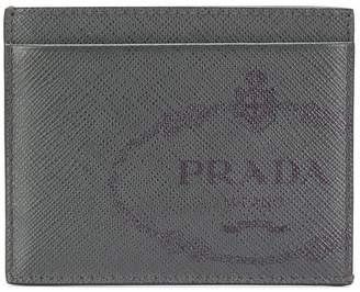 Prada Savoia credit card holder