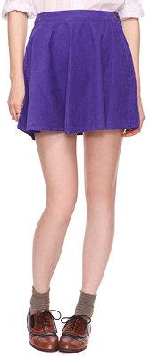 Heritage 1981 Short Corduroy Skirt