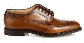 Church's Thickwood Lace-Up Wingtips