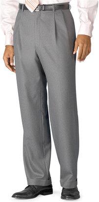 Lauren Ralph Lauren 100% Wool Double-Reverse Pleated Dress Pants $125 thestylecure.com