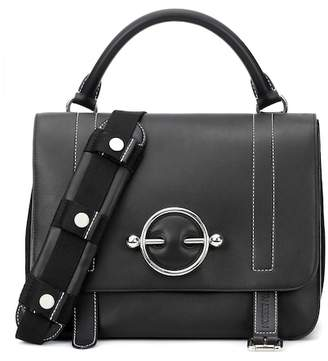 J.W.Anderson Disc leather shoulder bag